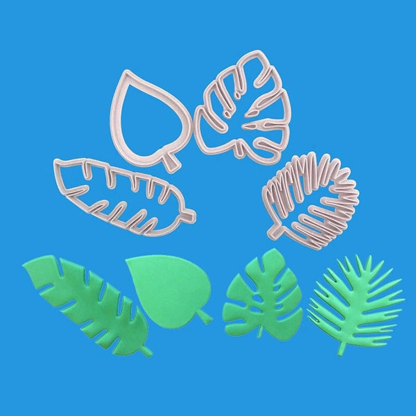Tropic Leaves Cutter Set