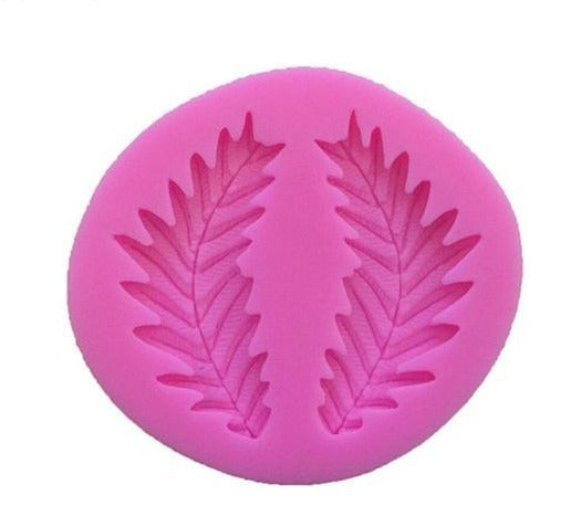 Fern Leaves Silicone Mold