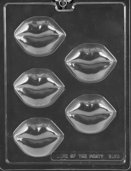 Lips Cookie Mold