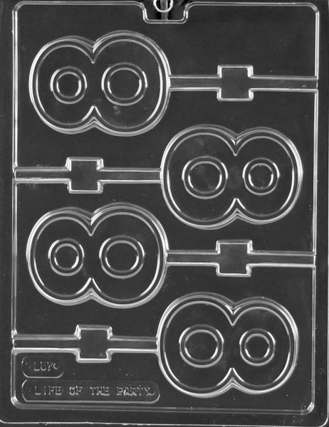 #8 LOLLY Chocolate Mold (4332969991)