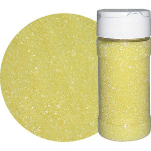 Pastel Yellow Sanding Sugar