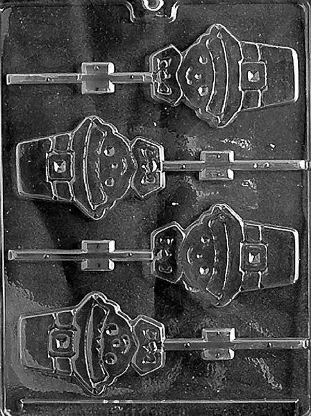 PILGRIM BOY LOLLY Chocolate Mold (5914349831)