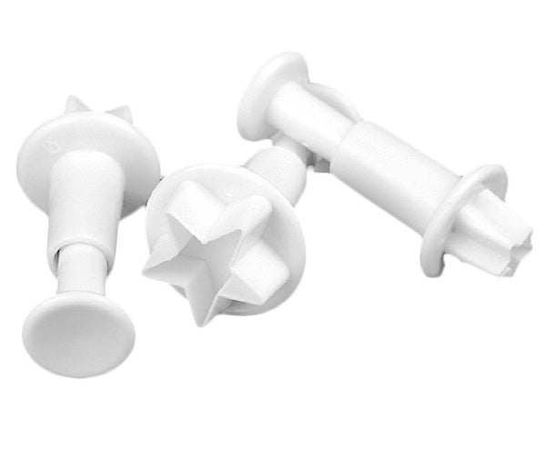 Star Plunger Cutter Set