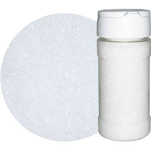White Sanding Sugar 4oz.