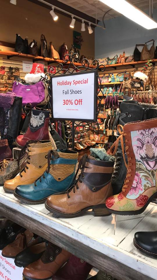 Holiday Boot Sale 30% Off