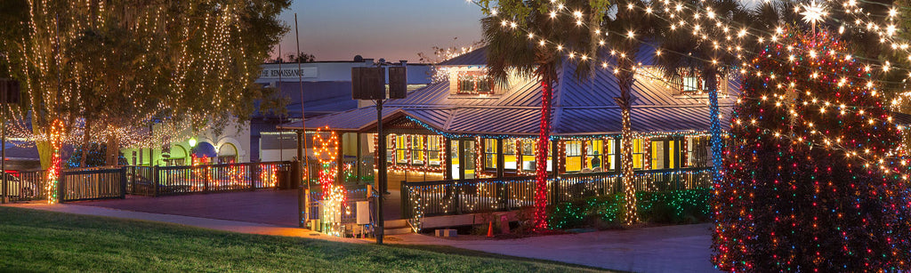 Mount Dora celebrates Christmas; Southern Living
