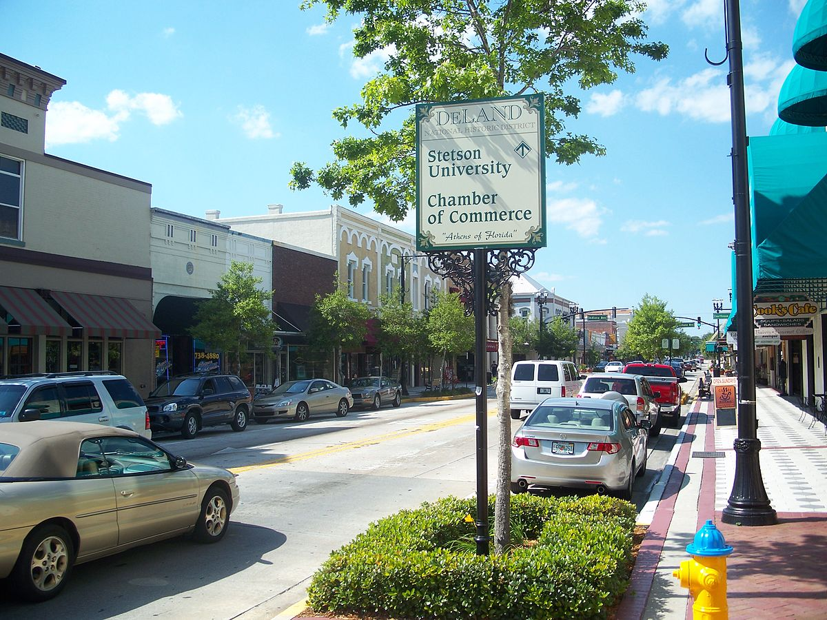 Picture of Historic Downtown Deland