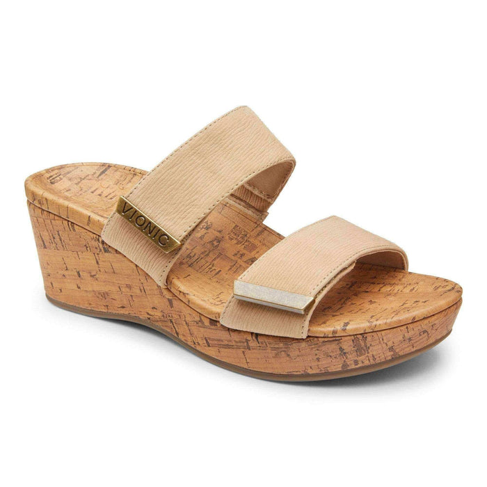 PEPPER WEDGE SANDAL