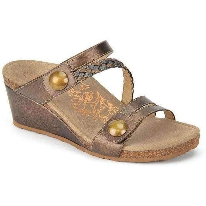 Lydia Adjustable Wedge - Becker's Best Shoes