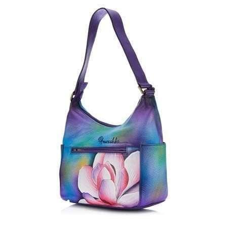 Magnolia Melody Classic Hobo With Side Pockets - Becker's Best Shoes