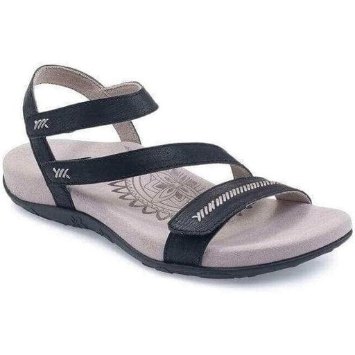 Gabby Adjustable Quarter Strap Sandal - Becker's Best Shoes