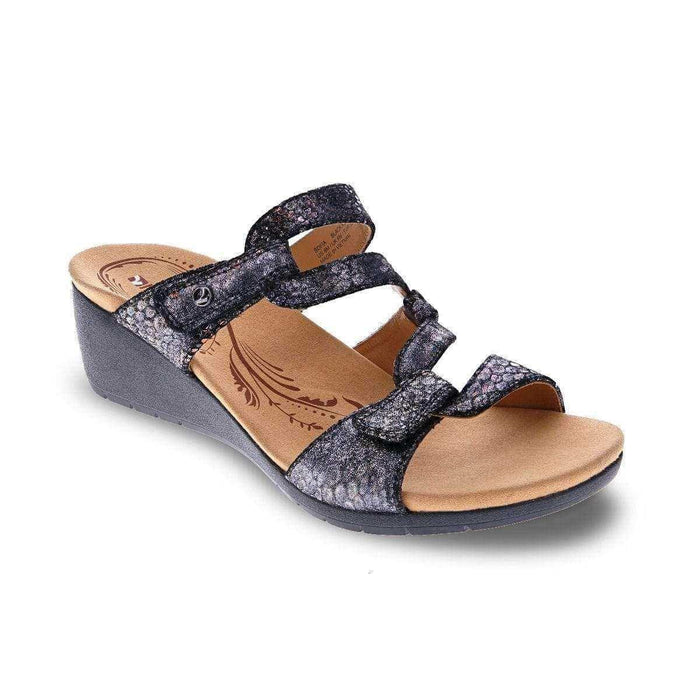 Sofia Wedge Slide - Becker's Best Shoes