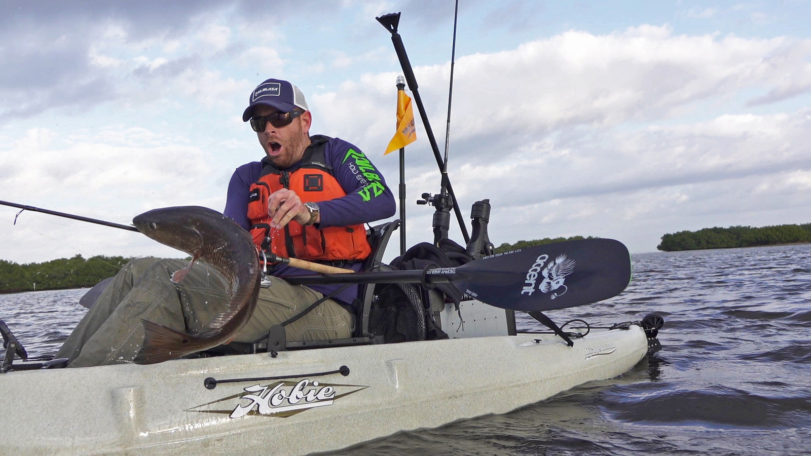 ultimate angler accent paddles