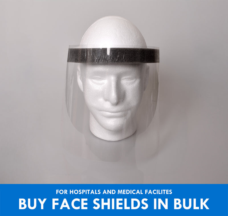 Face Shield - Bulk Purchase - Accent Paddles