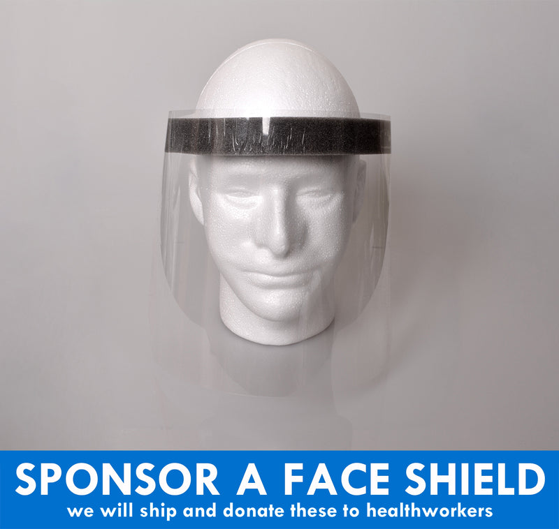Face Shield Donation - Accent Paddles