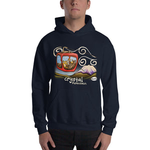 Gondola Fun - Crystal Mountain Unisex Hoodie - Art of Henry