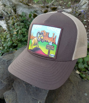 Magic is Everywhere Trucker Hat