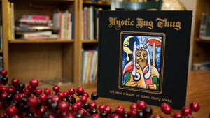 Mystic Hug Thug Book - Art of Henry