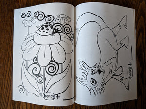 Henry + You Coloring Book