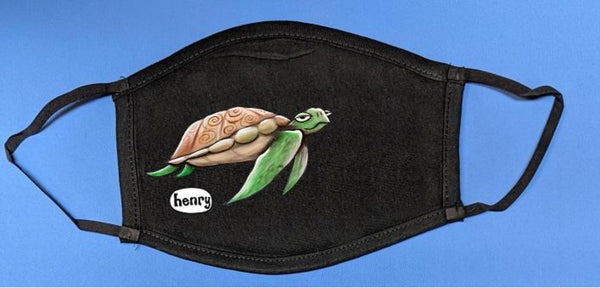 Sea Turtle Facemask