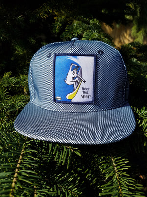 Hurt the Vert Goat Snowboarding Hat - Art of Henry