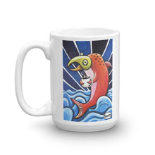 Salmon Loving Coffee Mug