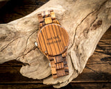 The Gavin Original | Wooden Watch Wooden Band Watches HAVERN Watches