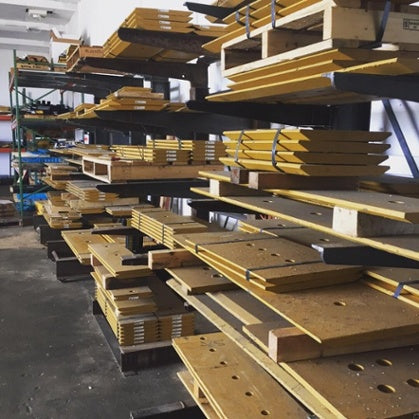 equipment blades wearhouse
