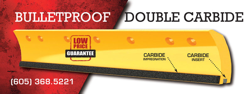 Double Carbide! Low Price Guarantee