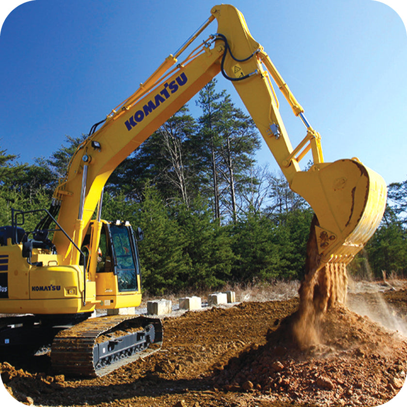 Quality Wear Parts for Excavator Edges