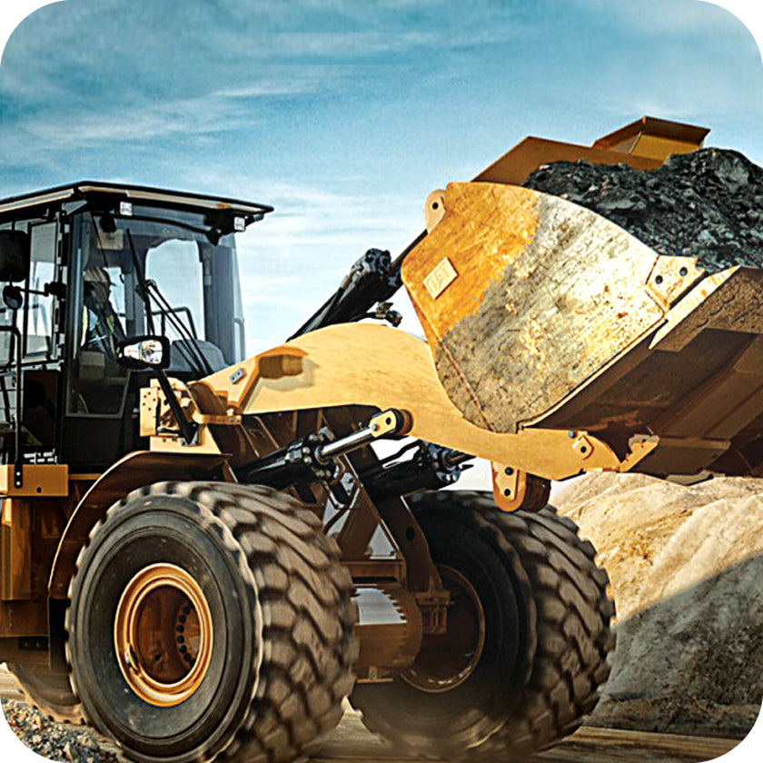 Quality Wear Parts for Loader Edges