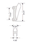 CAT 1321015-Equipment Blades-Equipment Blades Inc