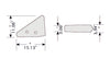 CAT 1073361-Equipment Blades-Equipment Blades Inc