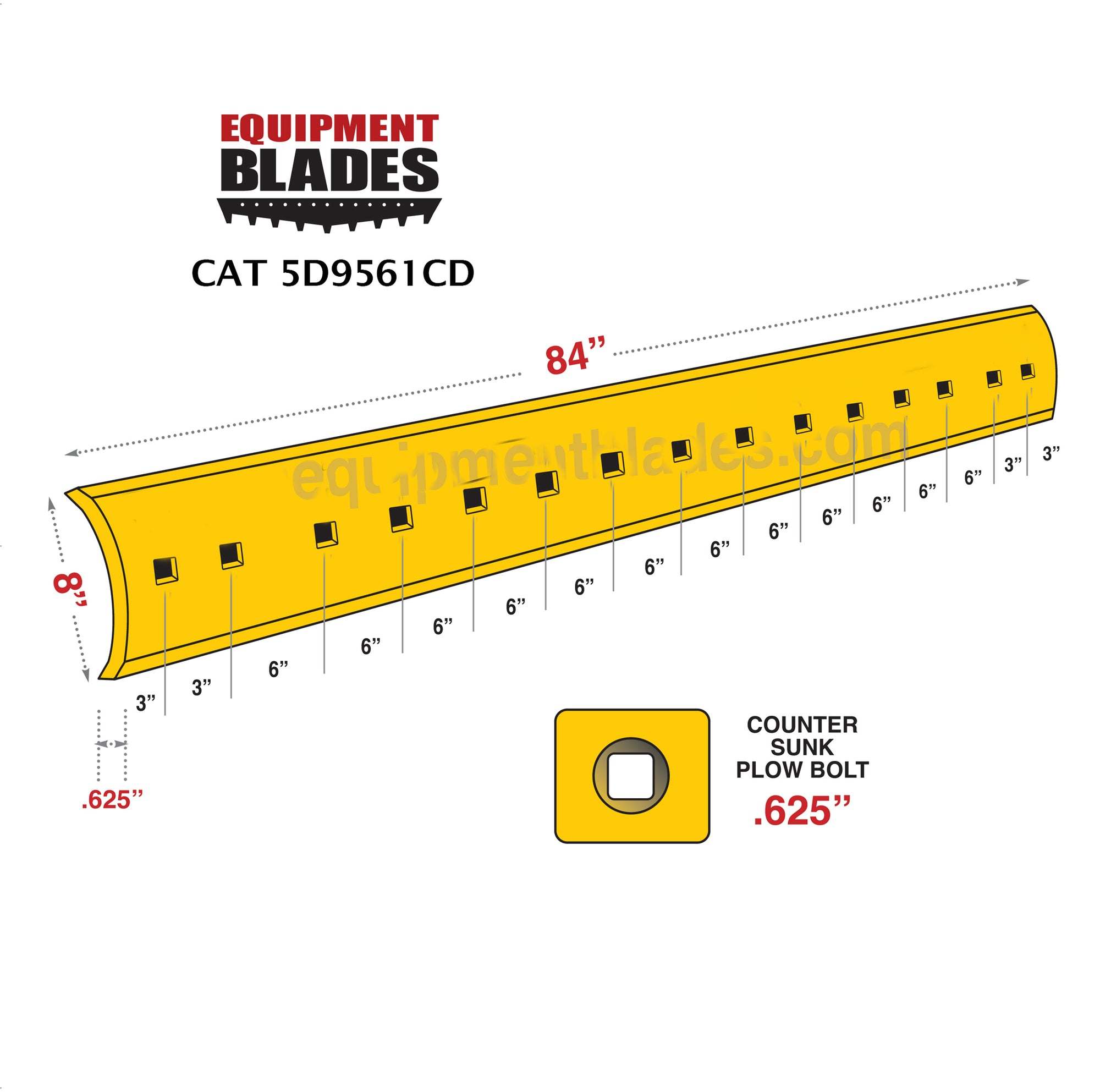 Cat 5D9561CD-Equipment Blades Inc-Equipment Blades Inc