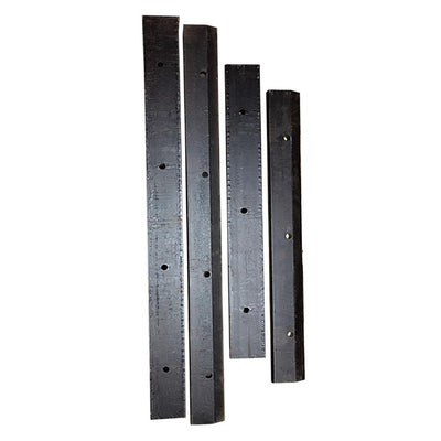 4' JOMA back support blade top bevel for mounting on under bodies BS45869-Equipment Blades Inc-Equipment Blades Inc