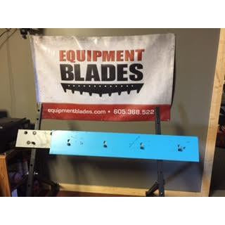 SH122-454512 Flat 4'-Cutting Edges-Equipment Blades -Equipment Blades Inc