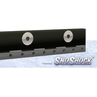 SNOSHOCK 3FT CARBIDE SNOW PLOW BLADE - SSAD7636-Snow Plow Blades-Black Cat Wear Parts-Equipment Blades Inc