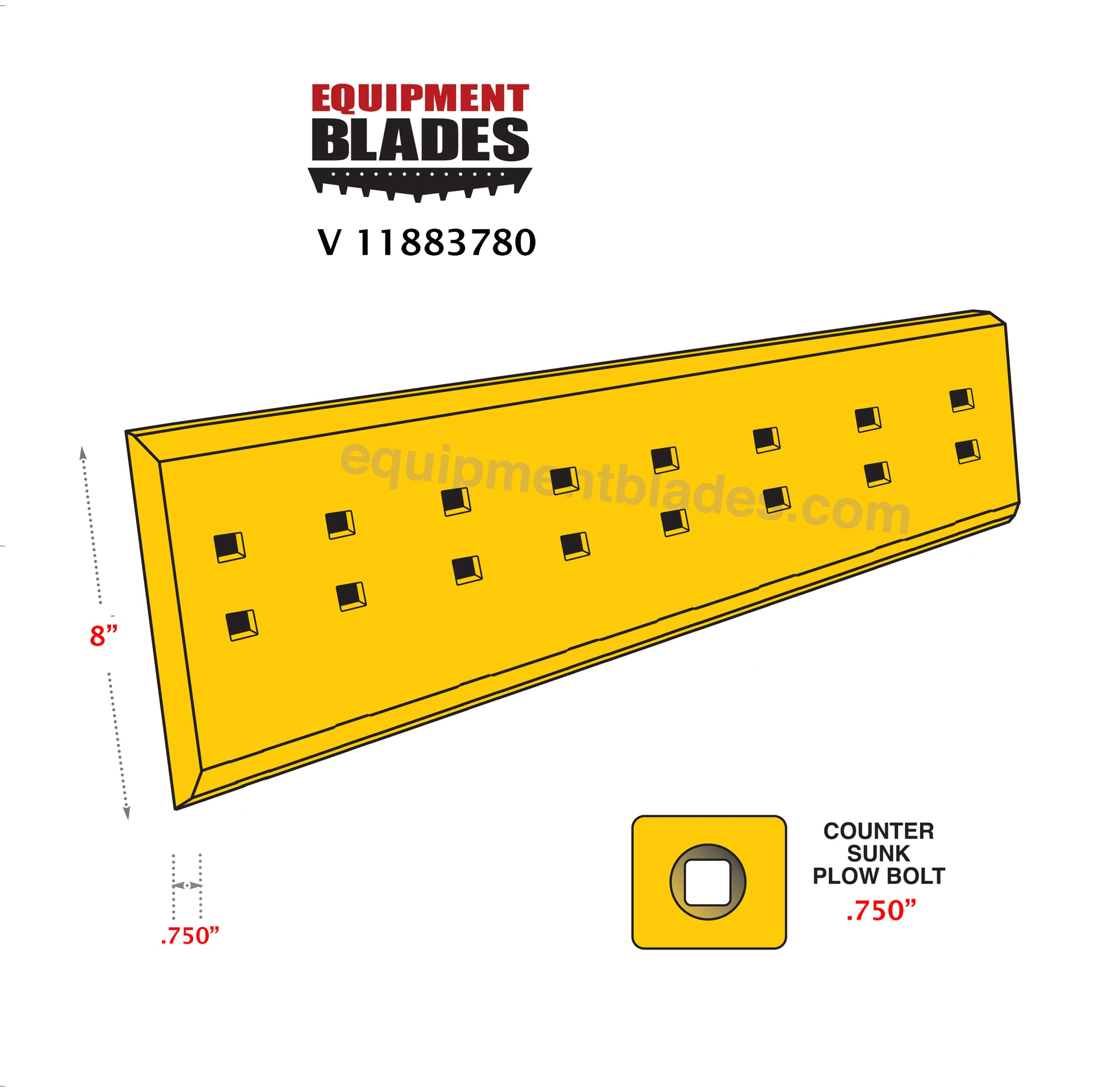 V 11883780-Equipment Blades-Equipment Blades Inc