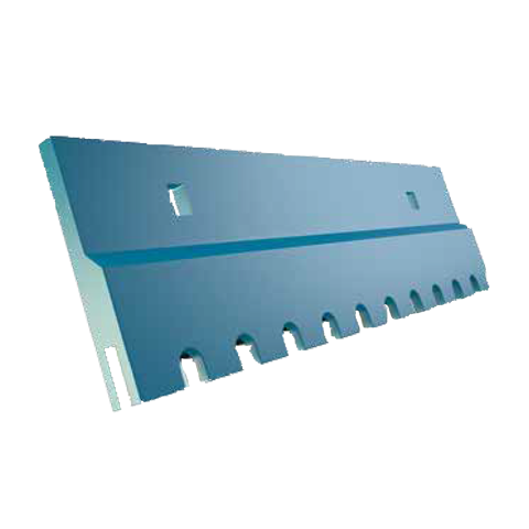 4FT SHARQ SERRATED CARBIDE SNOW PLOW BLADE SH-920-461870-Cutting Edges-Equipment Blades Inc-Equipment Blades Inc