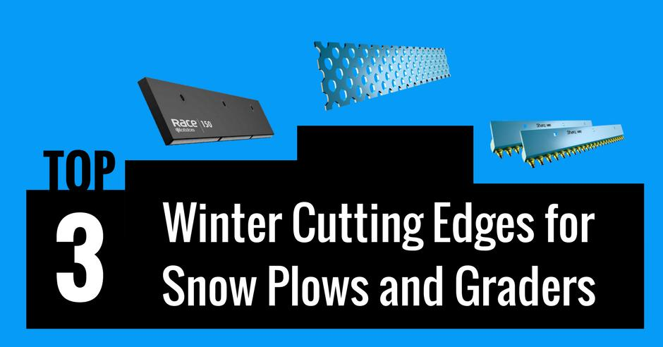 top winter plow blades and grader blades