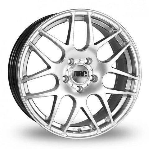 "VW T5 T6 18"" DRC DRM Silver Alloy Wheels"
