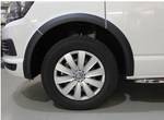 VW T6 Genuine Wheel Arch Trims Matt Black