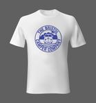 The Bristol Camper Company White Unisex T-Shirt