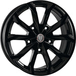 "Ford Transit Custom 18"" ""Assassin TRS"" Gloss Black Alloy Wheels"