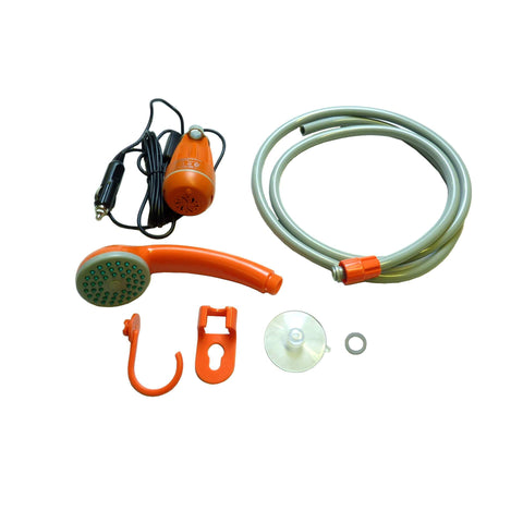 Portable 12V Camping Shower