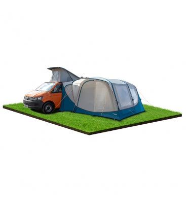 "Vango VW ""Magna"" Shadow Grey Airbeam Driveaway Awning"