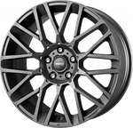 "VW T5 T6 Momo ""Revenge"" 18"" Anthracite Alloy Wheels"