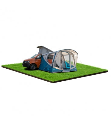 "Vango VW ""Tolga"" Shadow Grey Airbeam Driveaway Awning"