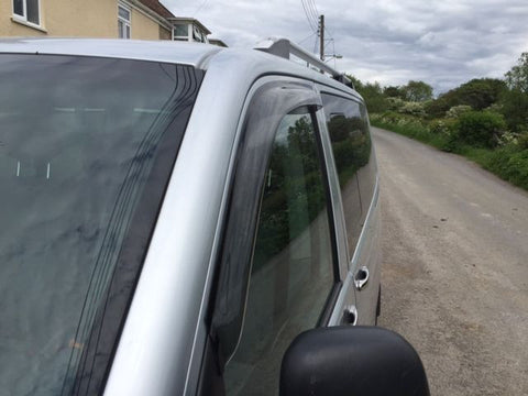 Genuine VW T5 T6 Transporter Wind Deflectors