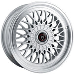"VW T5 T5.1 T6 T6.1 18"" Wolfhart ""Classic"" Silver Polished Alloy Wheels"
